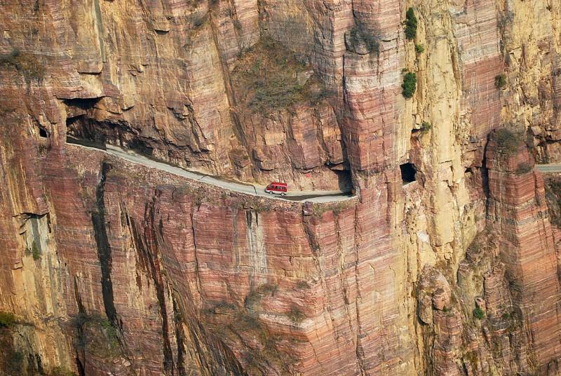 Tunnel-de-Guoliang-province-de-Henan-Chine-photo-02