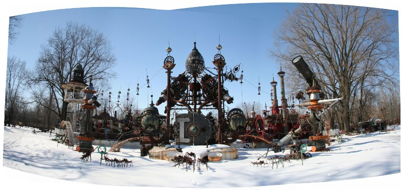 Forevertron_Panoramic_2