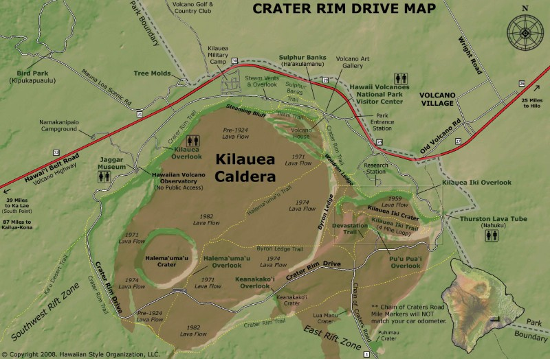 hawaii-crater_rim_drive_map